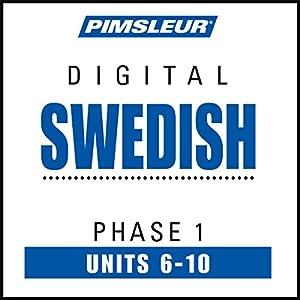 Swedish Phase 1, Unit 06-10 Audiobook
