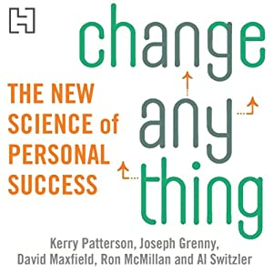 Change Anything Audiobook