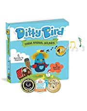 OUR BEST INTERACTIVE NOISY FARM BOOK for BABIES with Real-Life Sounds and a Fun Farm Animals Song. Educational Toys for Baby, 1 Year Old, Toddler with Electronic Push Button. Baby Shower Gift Boy Girl