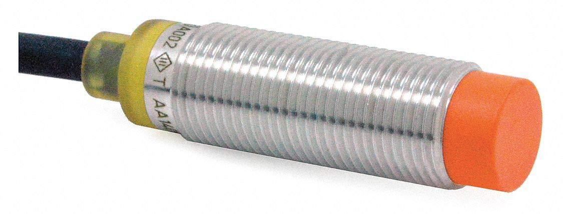 ifm - ifs257 - cilíndrico sensor de proximidad, alambre de metal de material básico, 3 PNP circuito tipo, no modo de salida: Amazon.es: Amazon.es