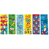 Raymond Geddes Tab Bookmark Dr. Seuss Plastic Tab Bookmark 48/Pack (70416)