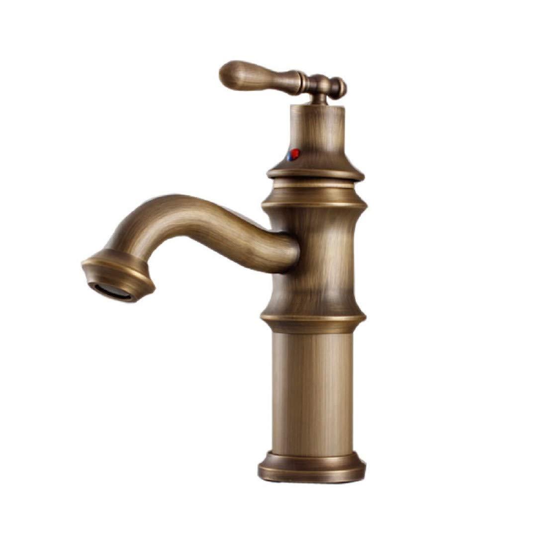 Wasserhahn bad Waschtischarmatur Becken Waschbecken Warmes Wasser Europäischen Stil Alte Bad Reines Waschbecken Wasserhahn.