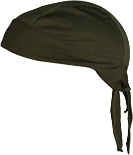 Ewfsef extérieur Cyclisme Polyester anti-UV Head Wrap Bandana Casquette Chapeau Headwear rose
