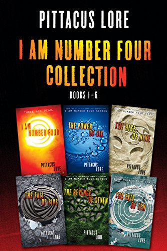 i am number five - 5