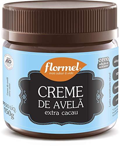 Creme de Avelã Extra Cacau Zero Flormel 150g