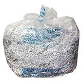 GBC Swingline 3000 Series General Office Shredder Bags, Tear-Resistant, 25 Bags/Box, Clear, BX - SWI1765010