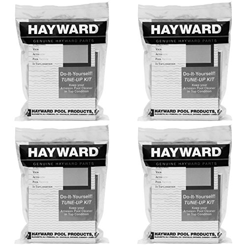 - Hayward Automatic Pool Cleaner Vac Tune Up Kit Navigator Ultra, 4-Pack | AXW350