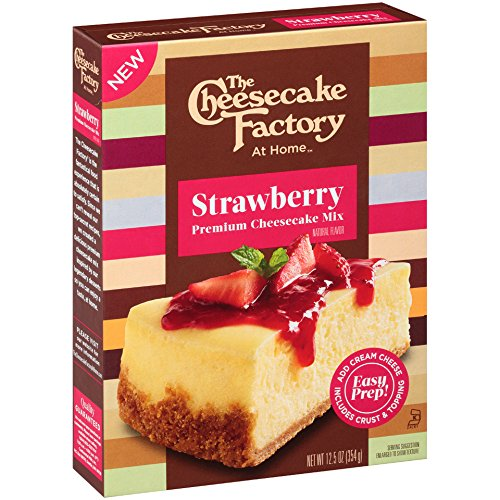 The Cheesecake Factory Strawberry Cheesecake Mix, 12.5-Ounce ()