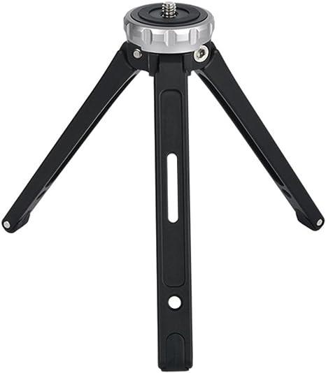 Trípode portátil MT-02 Plegable para cámara réflex y teléfono ...