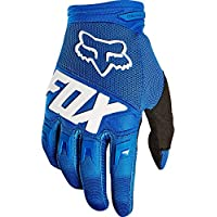 Fox Racing 2019 Youth Dirtpaw Gloves - Race (SMALL) (BLUE)