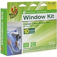 Duck Brand 10-Window Shrink Film Insulator Kit