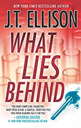 What Lies Behind (A Samantha Owens Novel - Book 4)