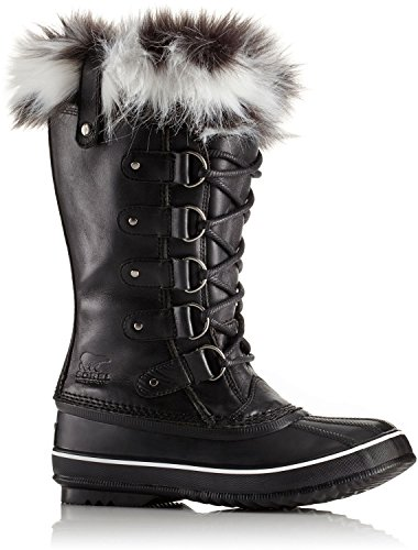Salt Joan Women's Of Sea Boot Arctic Black Sorel 50Fyqf5