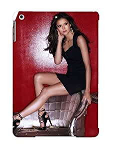Defender Case With Nice Appearance (nina Dobrev) For Ipad Air / Gift For New Year's Day
