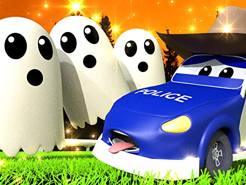 Special Halloween : the Gost Train / Build an Astronomical Ride -