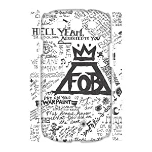 DDOUGS Fall out boy Best Cell Phone Case for Samsung Galaxy S3 I9300, Custom Samsung Galaxy S3 I9300 Case