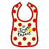Le Tour de France - Official Tour de France Baby Bib - Polka dots