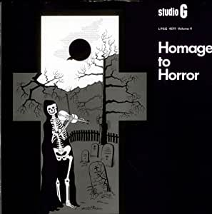 Homage To Horror