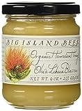 Big Island Bees, Honey Ohia Lehua Organic, 9 Ounce