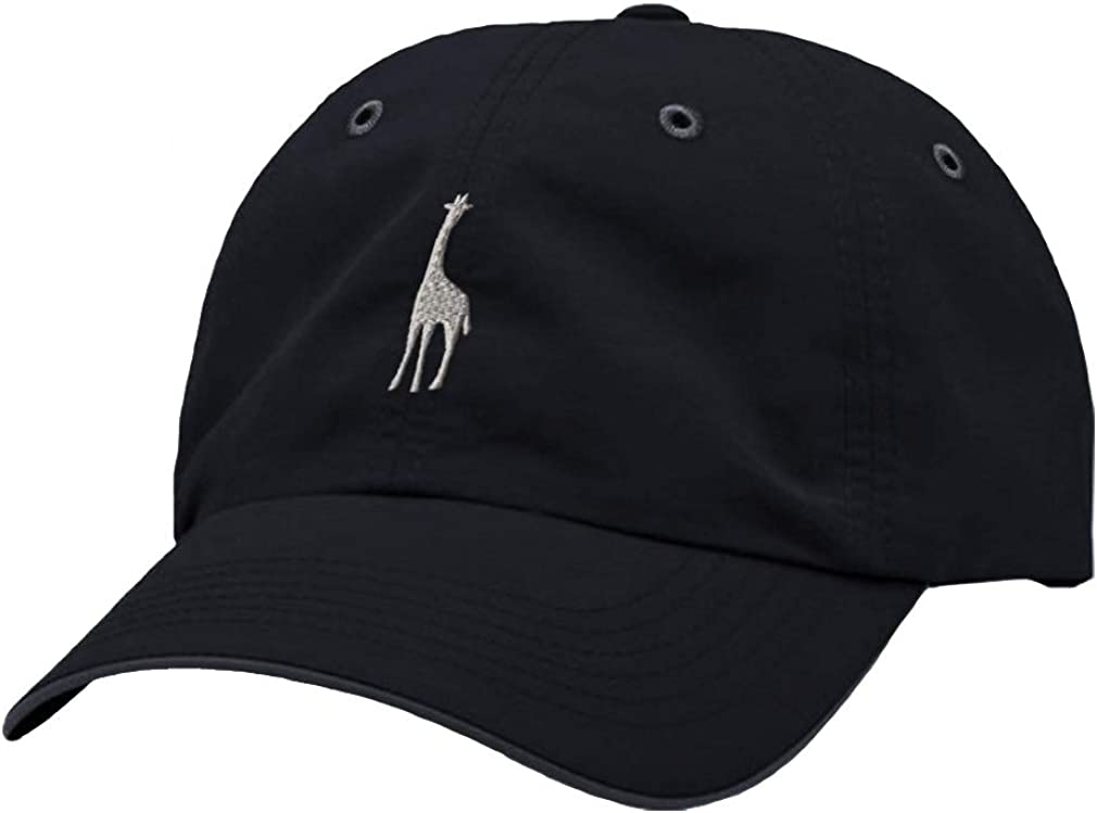 Custom Richardson Running Cap Giraffe C Embroidery Animal Name Polyester Hat