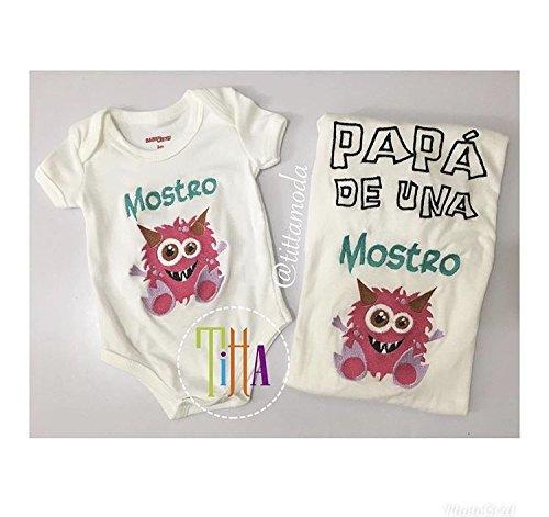 Playera + Pañalero / Playera + Mameluco / Pañalero / Body / Mameluco 100 % algodón / Leotardo / Payasito / Personalizado a tu gusto / Ropa de Unicornio / Unicornio / Ropa para niños / Conjunto de ropa para niños / Ropa para bebe / Ropa de Bebé
