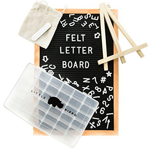 Letter Board |SUPER BUNDLE| Black (12
