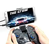 ETTG Ipega PG-9038 2.4 G Wireless Gamepad Gaming Controller for iPhone, PC , Android TV Box, Android TV, Android Smart Phone - Black