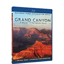 National Parks Exploration Series - The Grand Canyon: A Wonder of the Natural World - Blu-ray (2012)