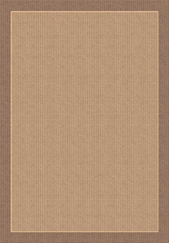 Machine Dynamic Rugs Piazza - Dynamic Rugs Piazza 5.3X7.7 2746-3009 Brown