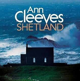book cover of Shetland