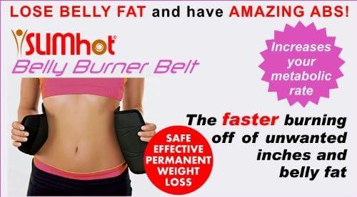 SlimHot Hot Slimming Belly Burner Tummy Waist Trimmer Belt 2