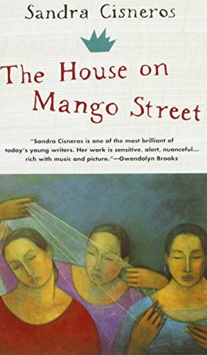 book cover of The House on Mango Street