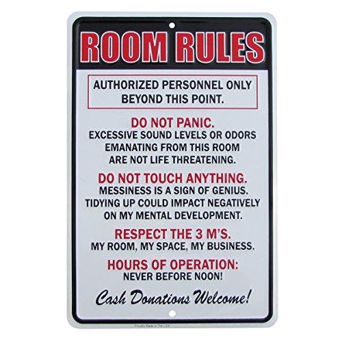 funny door signs for bedrooms - 3