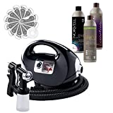 Best Spray Tanning Machines - Fascination Spray Tan Machine Kit with Norvell Venetian Review