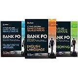 Bank PO Chapterwise Solved Papers English Language,  Reasoning, Quantitative Aptitude
