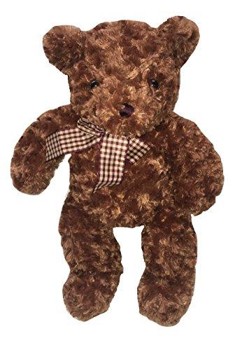 [Swirly Brown Teddy Bear] (Fawn Costume Headband)