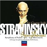 Stravinsky: Symphony Inc / Symphony in