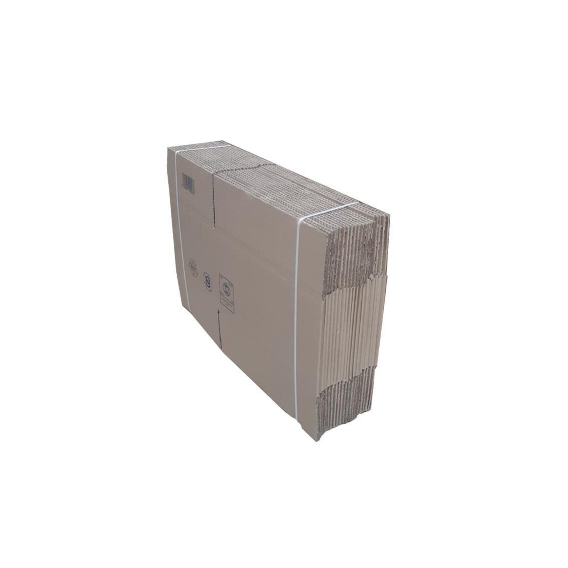 Carton de déménagement 30x20x17cm X 20