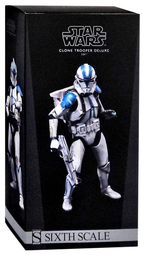 Clone Trooper Deluxe: 501st ()
