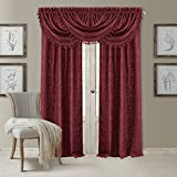 Best Home Fashion Blackout Curtains 95s - Elrene Home Fashions 20861ELR Antonia Blackout Rod Pocket/Back Review