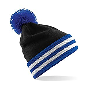 Beechfield Trendy Winter Warm Soft Beanie Cable Knitted Hat Cap For Men