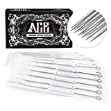 ACE Needles 50 pcs. 11 Single Stack Magnum Shader Pre-made Sterile Tattoo Needles - 11M1