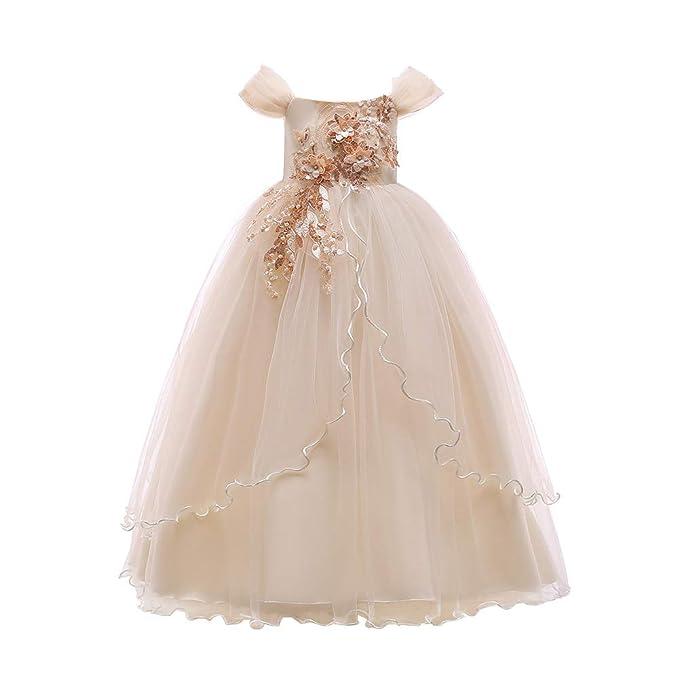 Xinvivion Chicas Vestidos de Princesa - Apagado Hombro ...