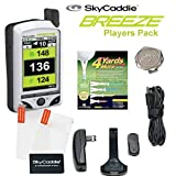 SkyCaddie Breeze Player's Pack Bundle, Best Gadgets