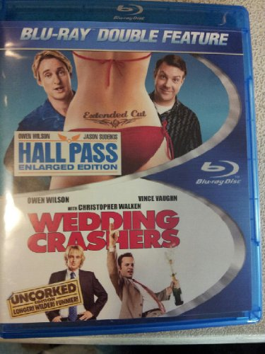 Hall Pass & Wedding Crashers (Blu-ray)