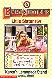 Karen's Lemonade Stand, Ann M. Martin, 0590259970