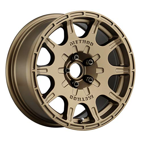 (Method Race Wheels MR502 VT-SPEC 2 Method Bronze Wheel with Painted (15 x 7. inches /5 x 100 mm, 15 mm Offset))