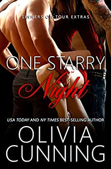 One Starry Night (Sinners on Tour Book 1) by [Cunning, Olivia]