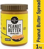 The Butternut Co. Unsweetened Peanut Butter - Creamy 1 Kg P