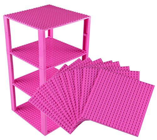 (Strictly Briks Classic Stackable Baseplates 6